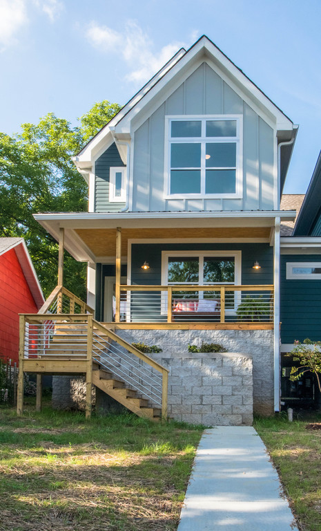 New construction home in East Nashville