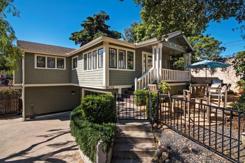 Beautiful Ideal Downtown Santa Barbara Home