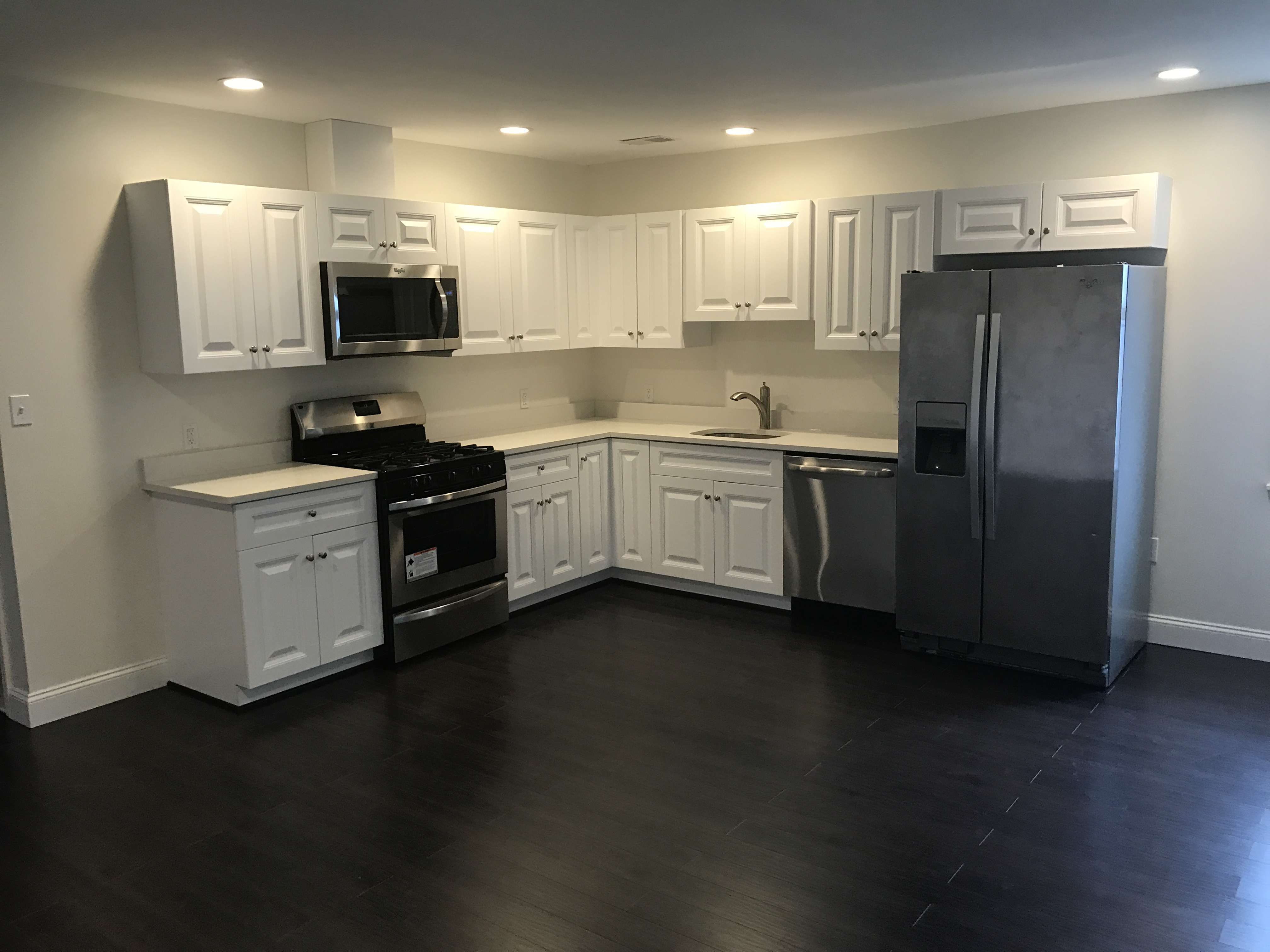 New renovated 2/F unit on Webster Ave