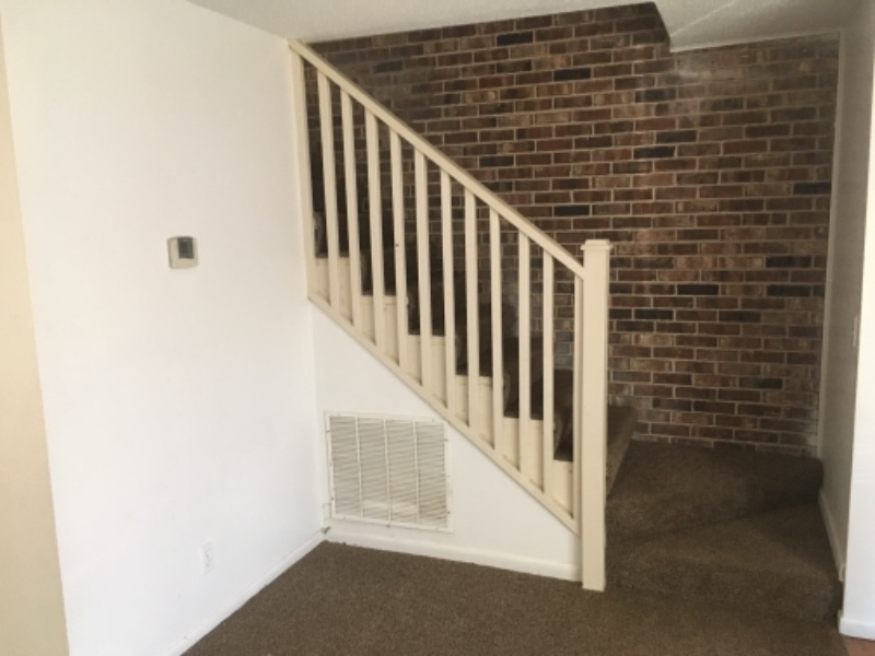 Two story apartment near Forum Drive