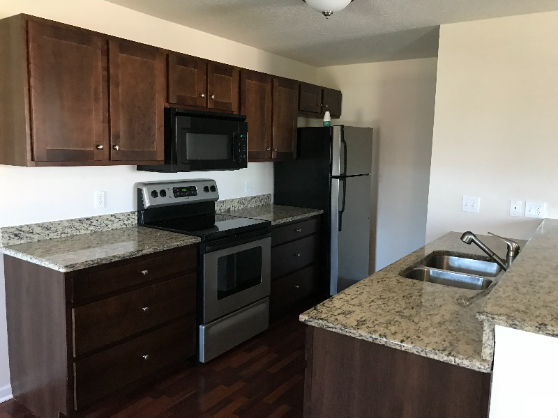 55 and Older Building - First Floor Apartment!