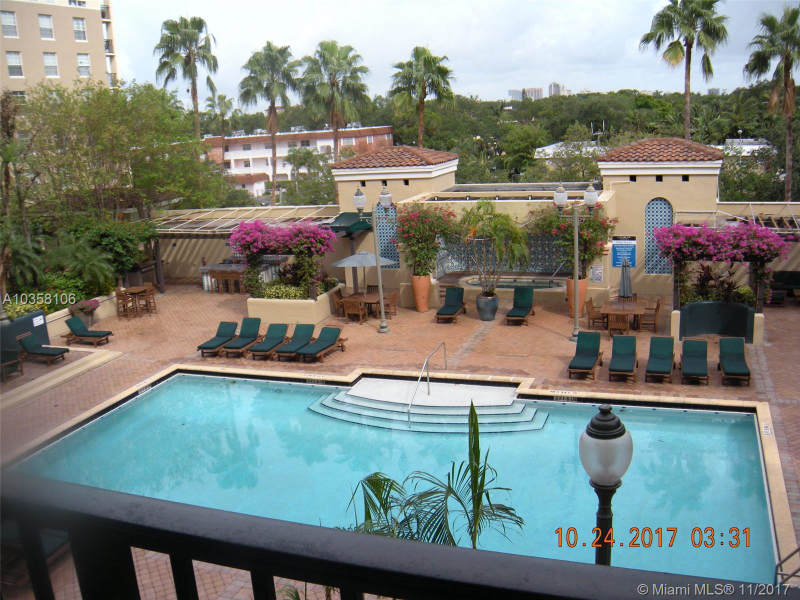 2/2 LAS OLAS WITH POOL VIEW