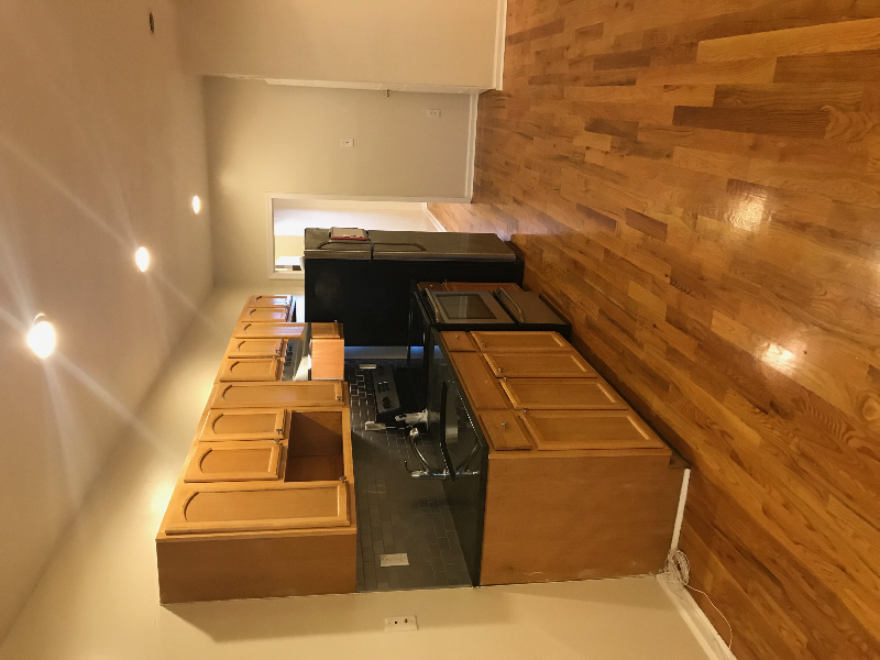 Newly renovated two bedroom apartment
