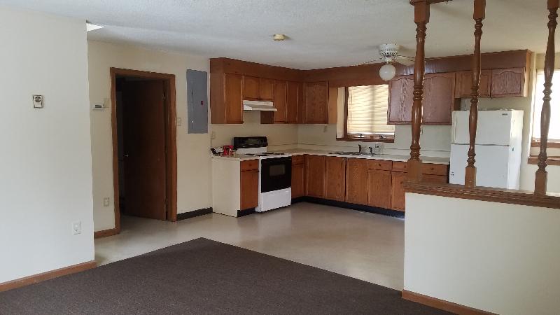 Large 2 bedroom Duplex Apartment