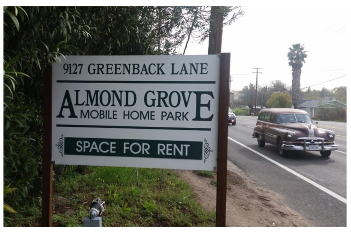 Almond Grove Mobile Home Park