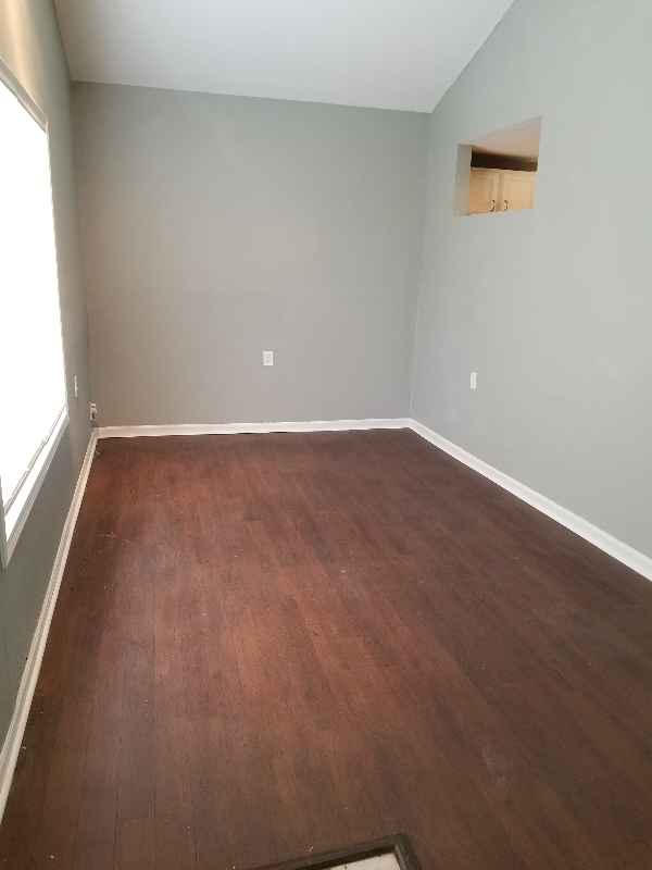 3 Bedroom 1 Bath with Large Closets