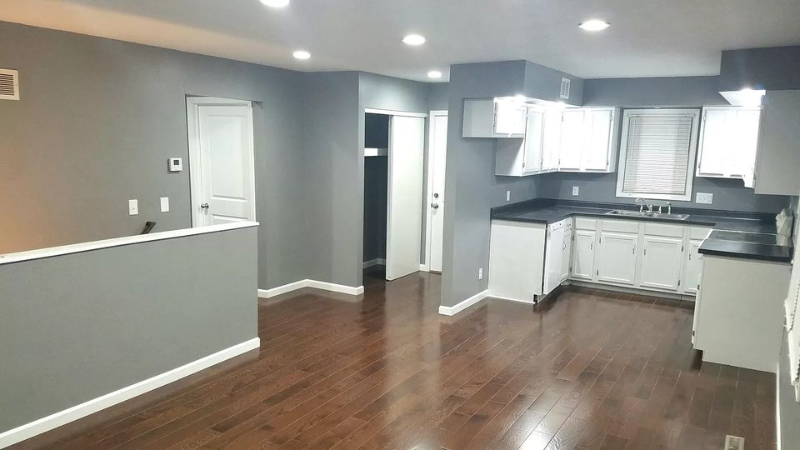 Spacious Remodeled Duplex