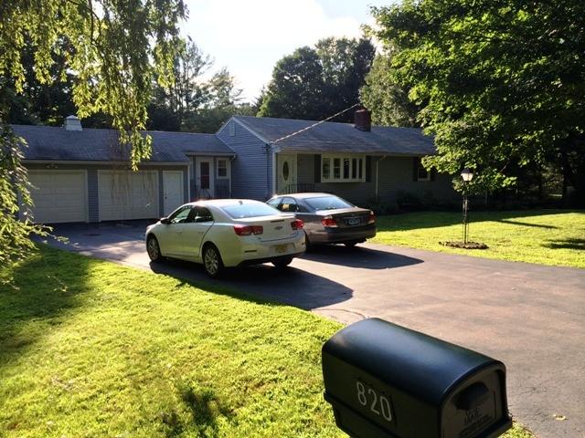 RANCH HOUSE - 2 baths, 2 car garage, central air
